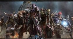 Battle for Azeroth beta