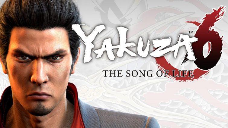 Yakuza 6 Stories