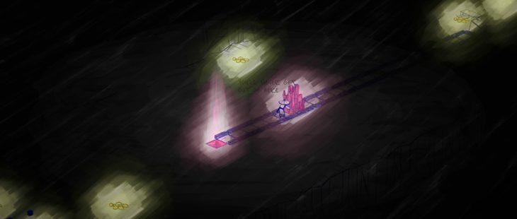 Inked - darkness