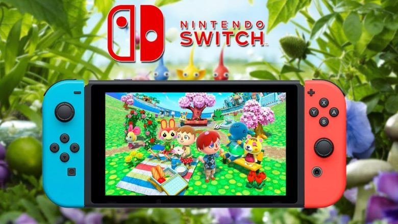 leaked images show animal crossing on switch gamespacecom