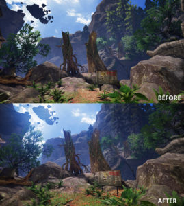 ARK Park: Before And After 8