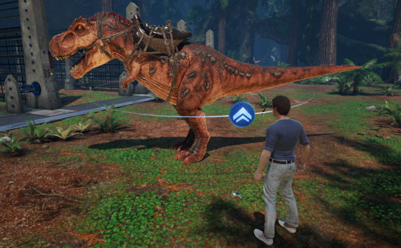 ARK Park: Dino Hoss