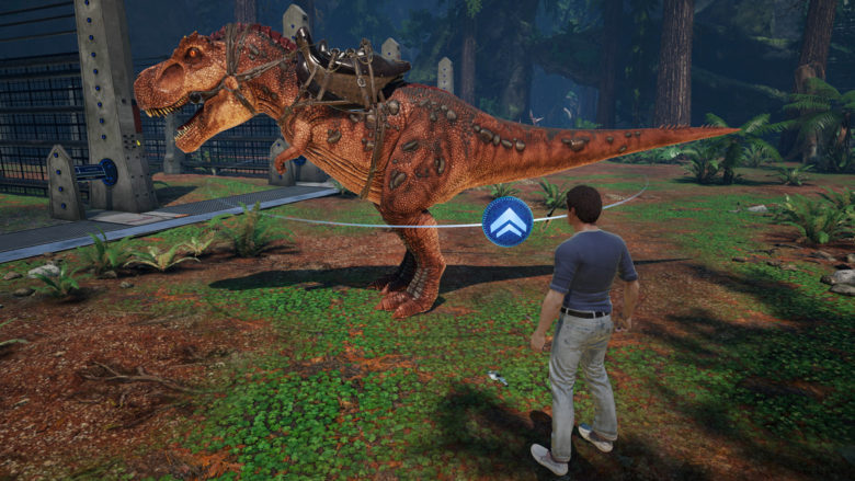 ARK Park PSVR Update Arrives With Free Locomotion And Improved