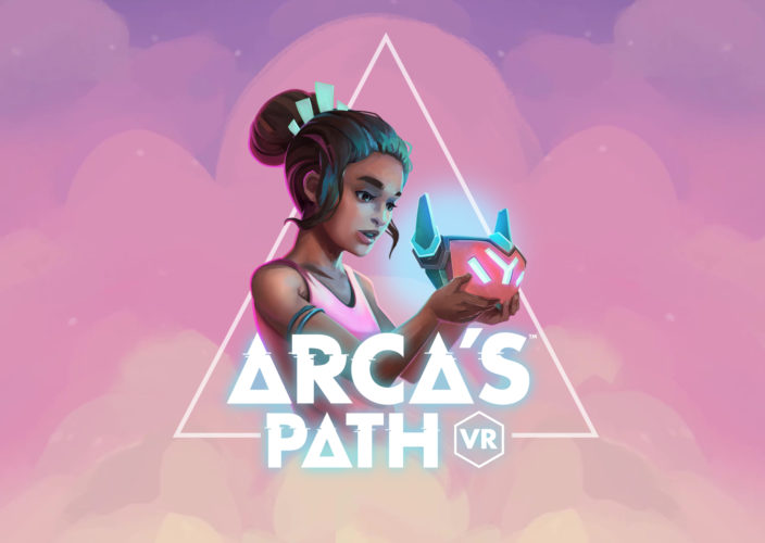 Arca's Path is an enchanting new VR game from Rebellion