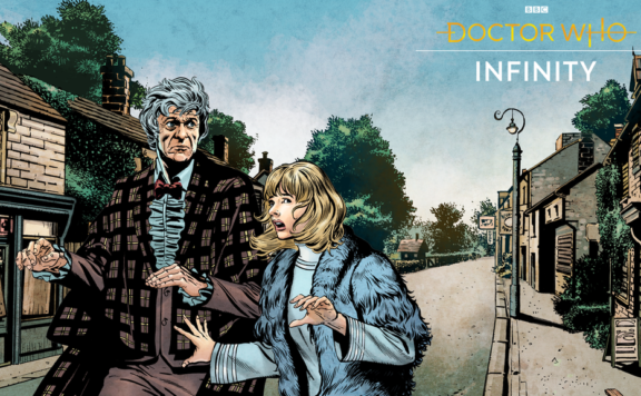 DOCTOR WHO INFINITY STORIES