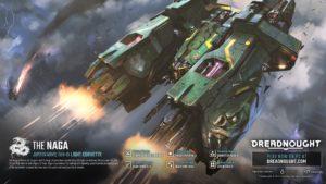Dreadnought Naga
