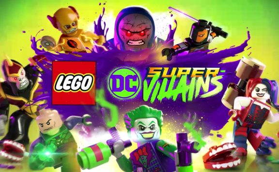Lego DC Supper-Villains