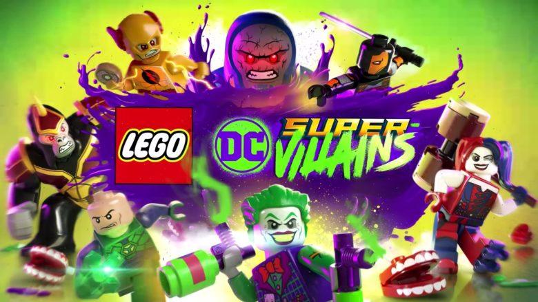 Lego DC Supper-Villains