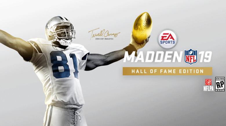 Madden NFL 19 Header