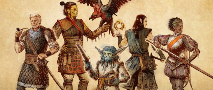 Pillars of Eternity 2 Deadfire Review