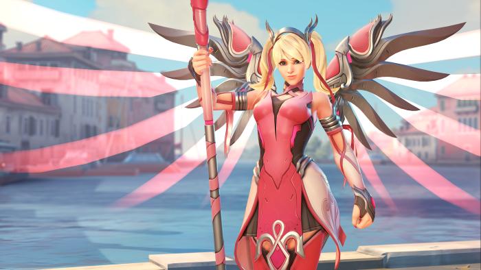 Pink Mercy