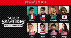 SUPER SMASH BROS. INVITATIONAL 2018