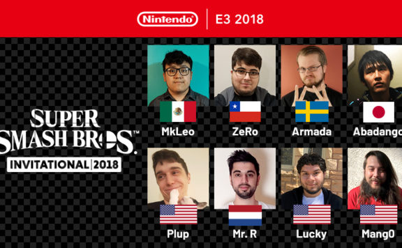 SUPER SMASH BROS. INVITATIONAL 2018