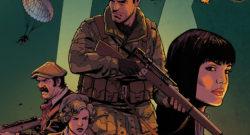 Sniper Elite: Resistance Comic Header