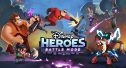 The House of Mouse Launches Disney Heroes: Battle Mode