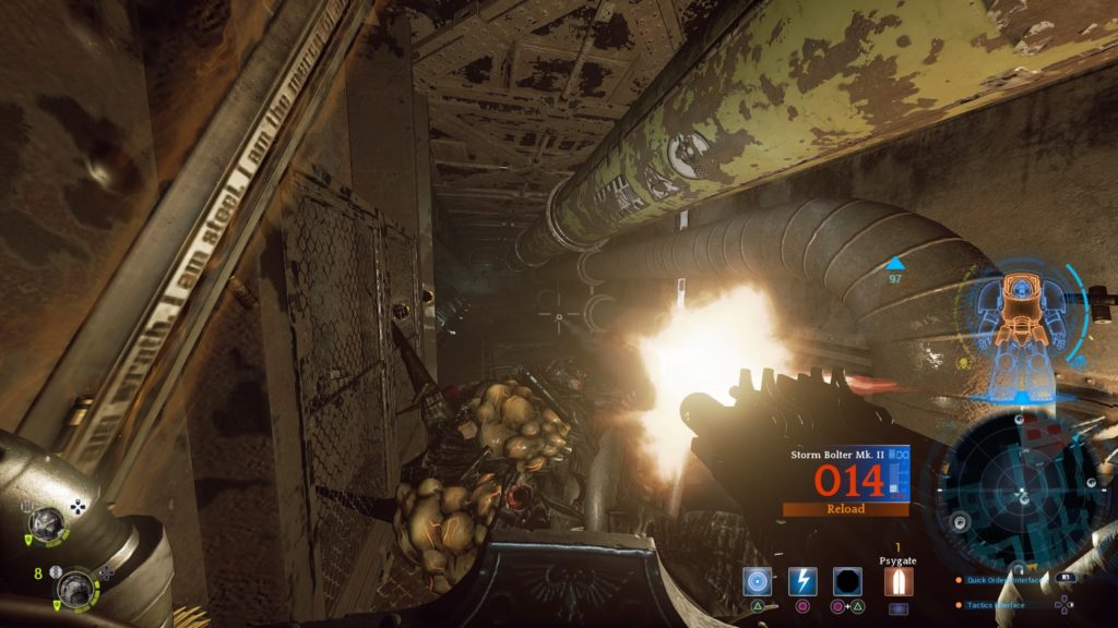 Space Hulk: Deathwing Enhanced Edition Review - GameSpace com