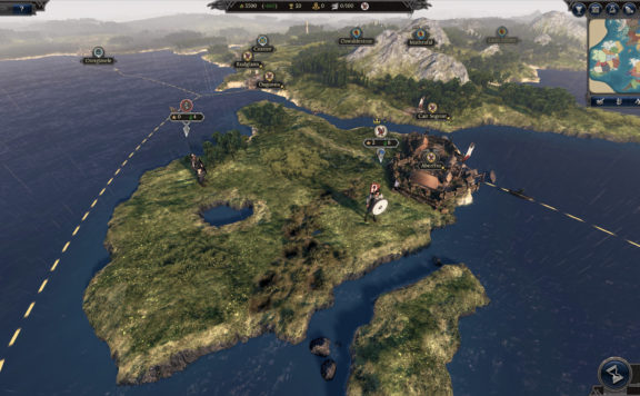 Total War Saga - Thrones of Britannia Kings Will Rise