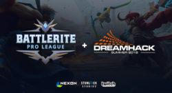 Battlerite Pro League Announces Season 1 Finals