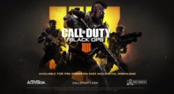 Call of Duty: Black Ops 4 officially unveiled, will indeed have a Battle Royale mode
