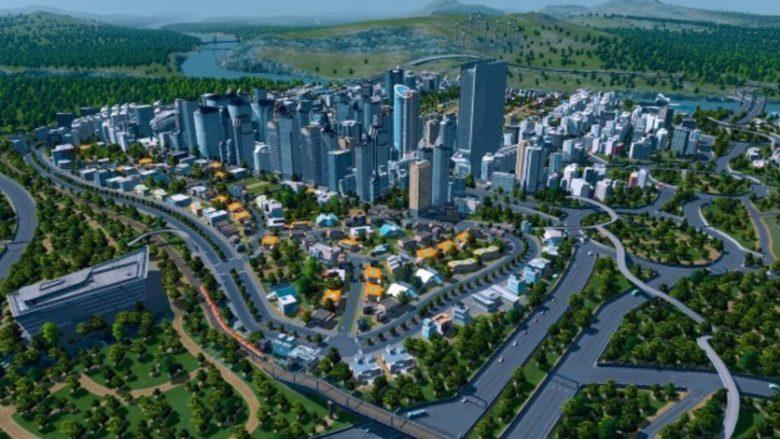 TeacherGaming Cities: Skylines