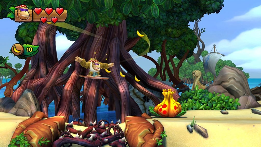 Donkey Kong Country: Tropical Freeze Review - GameSpace.com on