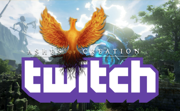 Ashes of Creation Live Stream