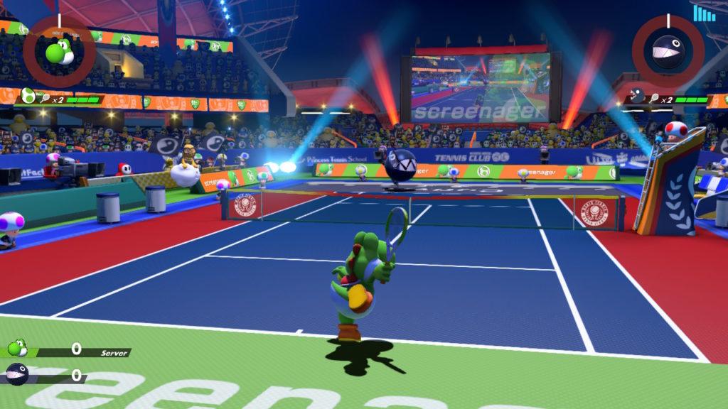mario tennis matchmaking