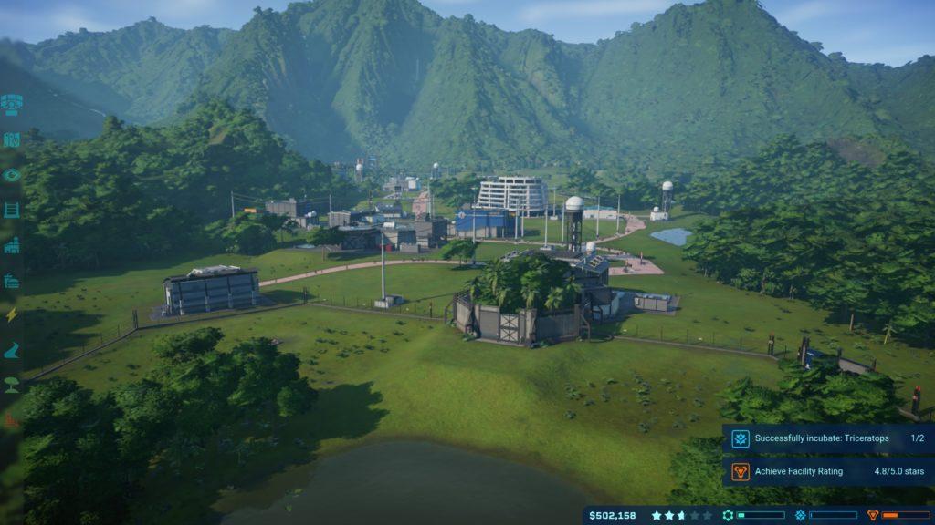 Jurassic Park Evolution - PC Review - GameSpace com