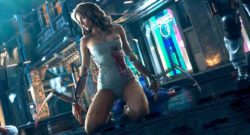 Cyberpunk 2077 First-person shooter RPG