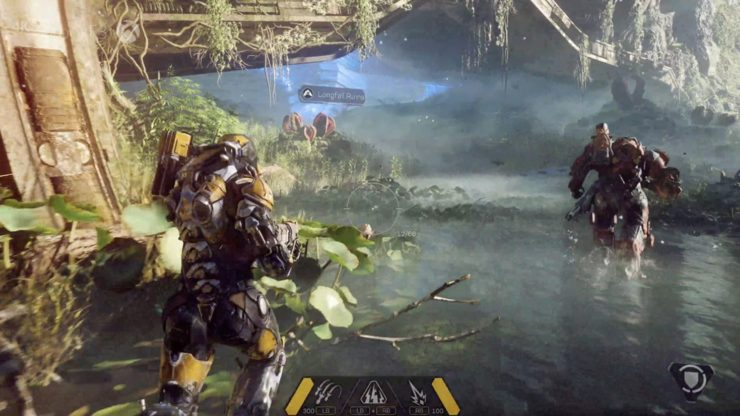 BioWare's Anthem Won't Have PvP At Launch