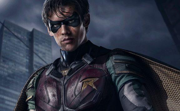 DC Universe Titans Robin Shot