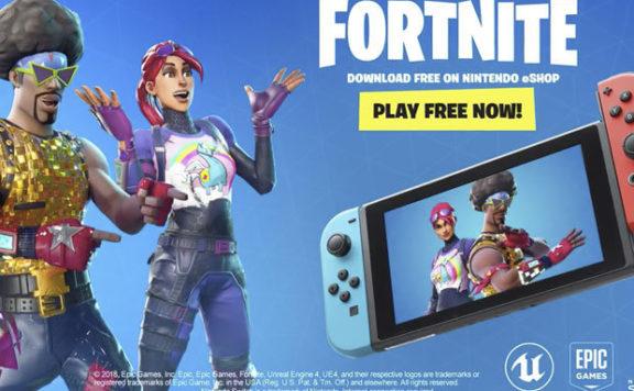 Fortnite PS4-Switch Account Block