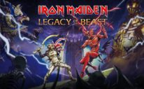 Iron Maiden: Legacy Of The Beast header