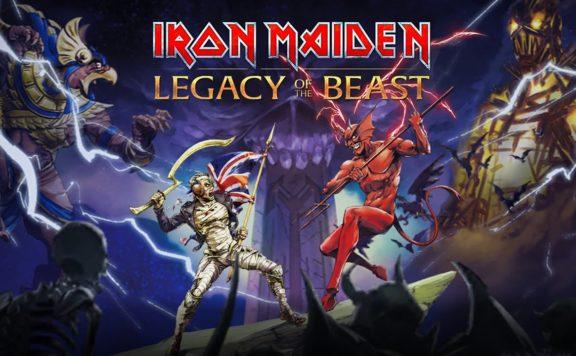 Iron Maiden: Legacy Of The Beast header