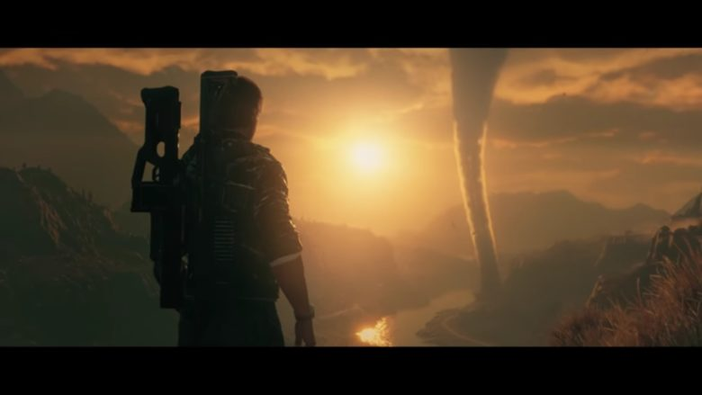 Just Cause 4 apex engine