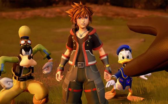 Kingdom Hearts III Release Date