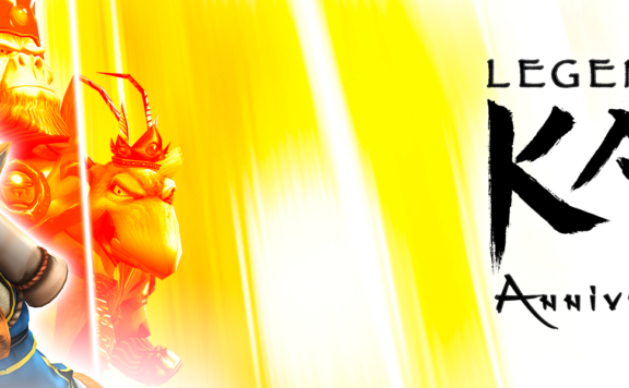 Legend Of Kay Anniversary Banner Image