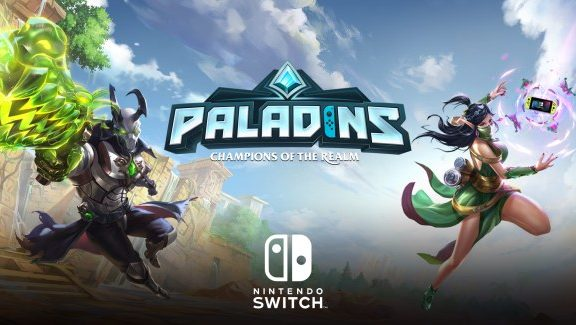 Switch Version of Paladins
