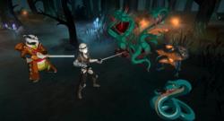 Tactical RPG Grimshade Reaches Kickstarter Goal