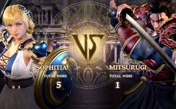 Soulcalibur VI E3 Story Trailer