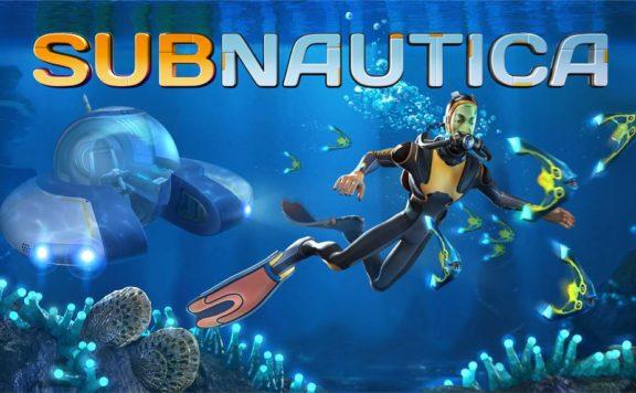 Subnautica Header Logo
