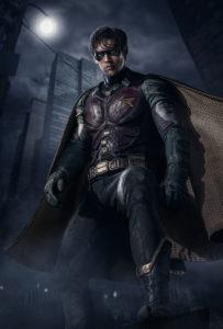 Titans Robin Full Height
