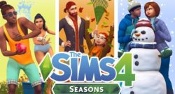 The Sims 4 Seasons Expansion Arrives Today Rain, Hail Or Shine!