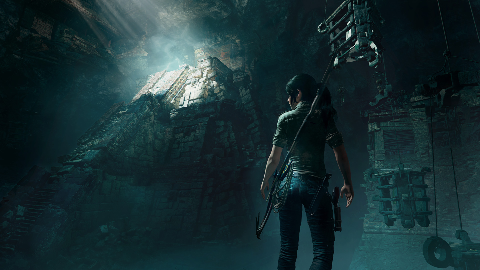 Shadow Of The Tomb Raider Trophäen