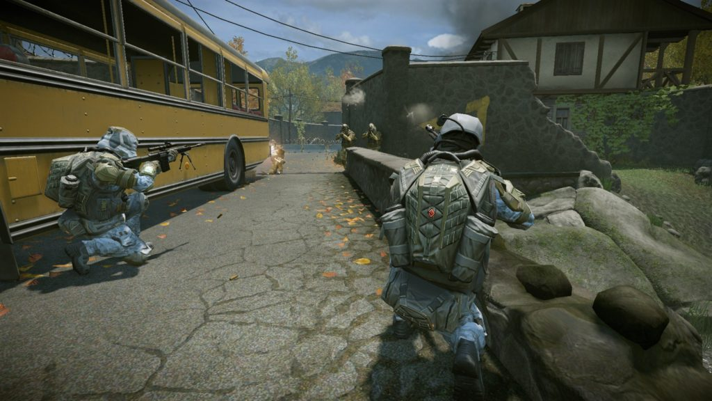 Warface PS4 Preview - GameSpace com