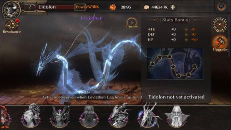 Final Fantasy Awakening Gets Leviathan-sized Update