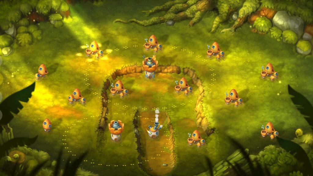 Mushroom Wars Campaign