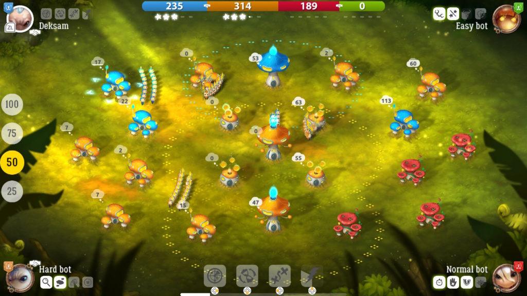 Mushroom Wars 2 - Multiplayer