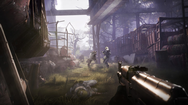 Fear the Wolves System Requirements