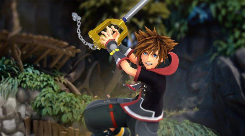 Kingdom Hearts 3 Campaign